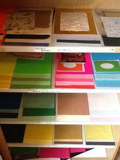 Paper, board, handmade paper