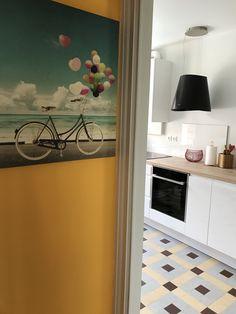 Kitchen vintage and design