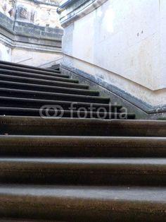 Treppe Zwinger Dresden