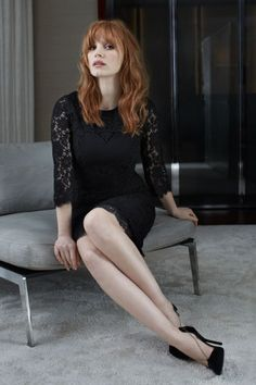 Behind the scenes on the Telegraph Magazine shoot with Jessica Chastain - Telegraph