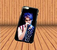 Michael Clifford for iPhone 5C Hard Case Cover Laser Technology #designyourcasebyme