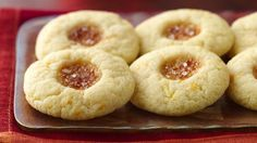 Prize-Winning Recipe 2010! Kissed with lemon and orange, sugar coookies get dressed up with fig preserves.