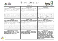 The Twits Choice Sheet - Book Reflection - Multiple Activities The Twits, Higher Order Thinking, Learning Styles, Roald Dahl, Teacher Newsletter, Teacher Pay Teachers, Book Activities, Reflection, Students