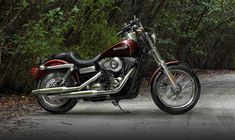 2014 Harley-Davidson® Dyna® Super Glide® Custom Motorcycles Photos & Videos