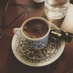 #Turkish #Coffee #Chocolate