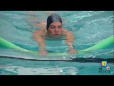 Water exercises in pregnancy - YouTube
