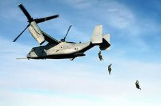 The Bell Boeing Osprey has been used by the USAF since 2007 as a military transport aircraft Best Helicopter, Military Helicopter, Military Jets, Military Aircraft, Osprey Helicopter, Osprey Aircraft, Military Weapons, F22, Special Forces