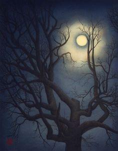 """""""Li Bai's Moon by Lan-Chiann Wu """""""