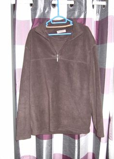 Kaufe meinen Artikel bei #Kleiderkreisel http://www.kleiderkreisel.de/herrenmode/pullis-and-sweatshirts-sonstiges/108392770-warmer-leichter-fleecepullover-grosse-xl