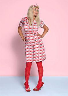 Margot kjole Louella Lefthand no 801