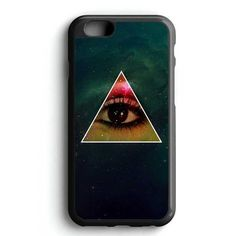 Triangle Eye iPhone 7 Case