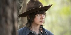 """Yeah, William Riggs, Chandler's father, included """"#freedom"""" at the end of the message. Comicbook.com reports a since deleted Facebook message from Riggs' dad was even longer and """"sounds a lot like a goodbye."""" 7 year contract completed! Grateful to AMC, Cast & Crew, TWD fan base, and especially Chandler for always being 100% dedicated. Whether is was getting up at 4 AM, working in the freezing cold past 2 AM, leaving his friends and carefree kiddom behind, scrambling to make up missed…"""