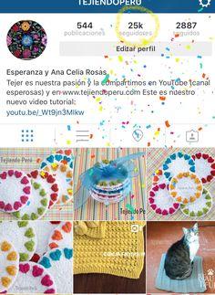 Ya somos 25 en Instagram! Muchas gracias :)