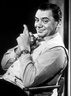 Ernest Borgnine, winner of the Best Actor Oscar (Marty, 1955). Well-known on television, Borgnine was also nominated five times for an Emmy and Golden Globe Award. He earned an Emmy nomination at age 92 for his work on the series ER. For his role in Marty, Borgnine was nominated for 5 awards, winning all of them, including an Oscar, BAFTA and Golden Globe (all for Best Actor). He received a Screen Actors Guild Life Achievement Award in 2011, a year before he died.