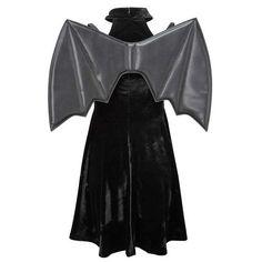 Tokyo Nights Hunter velvet short dress black