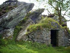 At Castle Tioram, Scotland