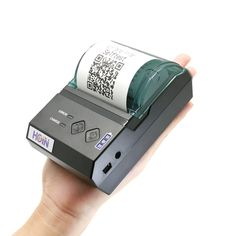 (63.31$)  Know more - http://aia18.worlditems.win/all/product.php?id=C2585B-US-2 - 58mm Portable Mini Bluetooth 3.0 4.0 Wireless Thermal Receipt Thermal Printer for Android iOS Phone Tablet PC