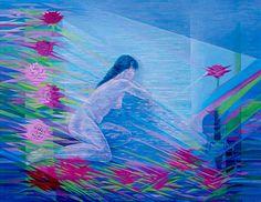 <Marie의 꿈>, 116.8x91.0cm, Oil on Canvas, 2005.