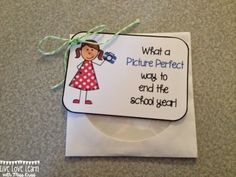 Putting the finishing touches on our Classroom Slideshow DVDs. Great gift for the end of the year!