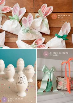 12 Favorite Easter Craft Ideas | Oh Happy Day!
