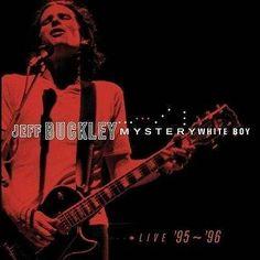 JEFF BUCKLEY - Mystery White Boy * 2LP 180 GRAM AUDIOPHILE VINYL* Music On Vinyl