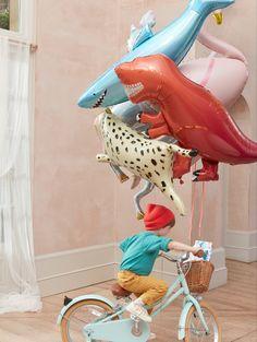 #balloons #balloondecor #partyideas