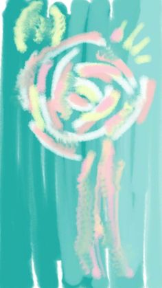 fail rose. tiffany blue. yellow. pink. purple. pastle color.