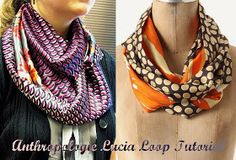 Southern Disposition: Anthropologie Lucia Loop Knockoff Tutorial