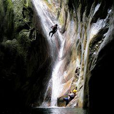 Adicta a los deportes extremos: Cañón de Matacanes, Nuevo León