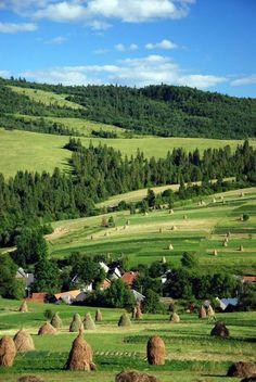 Carpathian Mountains, Ukraine, the Сenter of Europe Beautiful World, Beautiful Places, Travel To Ukraine, Grandeur Nature, Beau Site, Carpathian Mountains, Paradise On Earth, Seen, Eastern Europe