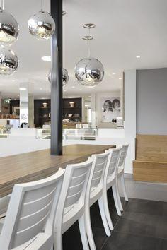 Do's Interiors | Project - IJssalon Kees www.do-s.nl