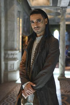 Jade Hassoune as Meliorn #Shadowhunters 1x09