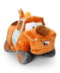 Take a look at this Cars Tow Mater Pillow Pet on zulily today! Cupcake Bedroom, Disney Pillow Pets, Tow Mater, Best Kids Toys, Disney Pixar Cars, Animal Pillows, Sleepover, Boy Birthday, Cool Kids