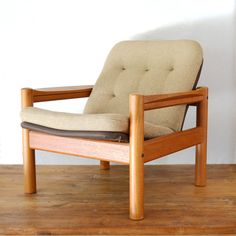 Domino Mobler Lounge Chair