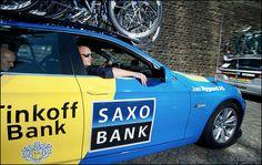 Bjarne Riis by kristof ramon, via Flickr. Tour de France 2012 - stage 2