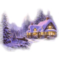 Sketches of Christmas clipart - Клипарт Зарисовки Новогодние |... ❤ liked on Polyvore featuring backgrounds, christmas, winter, art and tubes