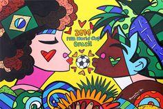 Romero Britto - Buscar con Google
