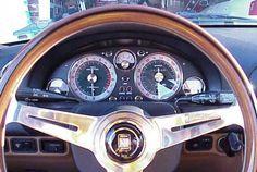 Cool retro gauges mx5 miata roadster interior