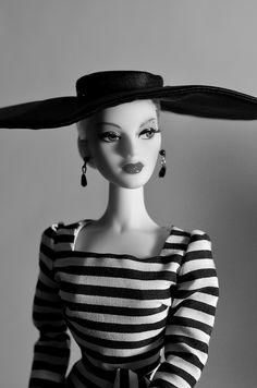 JAMIEshow Madra in Lucky Stripe