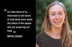 Local Food Lab's Krysia Zajonc on Giving Restaurant Workers a Raise