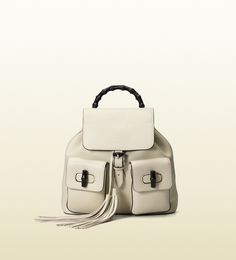 Bamboo Leather Gucci Backpack/100% Original · Mbox · Online Store Powered by Storenvy
