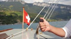 """The time has finally come to complete one of my private film projects: A spontaneous sailing trip with our friends Luke and Rebeka Wahlich on their 100-year-old sailboat """"Senta"""" on Lake Thun. Luke is a boatbuilder and curator and went to work on the boat for himself - beside restoring many other jewels.   Filmed with GH3 and Panasonic 12-35 mm 2.8, and I had inexplicably forgotten to bring the ND filters…"""