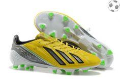 new concept 70221 4568e adidas f50 adizero TRX FG Jaune Noir FT5345 Cheap Soccer Cleats, Nike  Soccer, Soccer