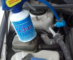 Introduction: Is the air coming from the vents in your car just not as cold as it used to be? You've likely run low on refrigerant in your A/C system. Over time,...
