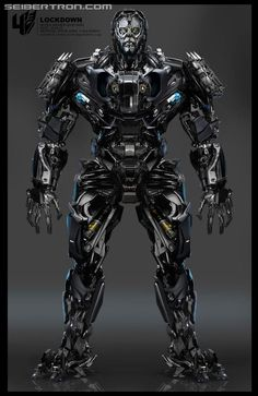 Transformers News: Exclusive Transformers 4 Concept Art from Paramount Pictures