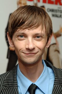 DJ Qualls.....in everything :] and everyone I know thinks I'm crazy but he's soooooo adorable!