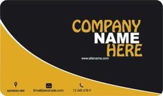 Visiting card design cdr file free download rounded corners visiting card design cdr file free download reheart Image collections