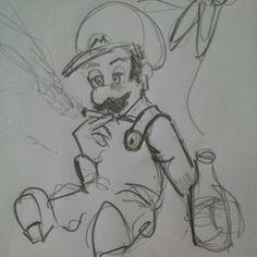 Mario be like..