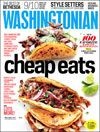 I'm learning all about Washingtonian at @Influenster!