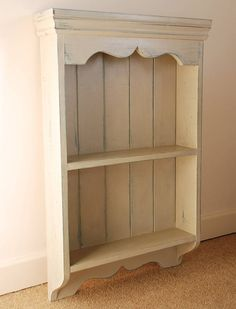 country kitchen shelves by pippin & tog   notonthehighstreet.com - for the dining room???